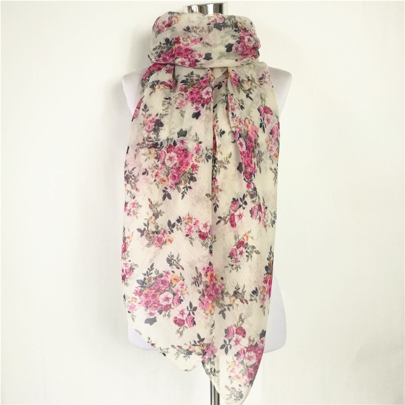 New Fashion Multi style low price scarf hot sale women Scarves bandana flower scarves lady's long scarf End of sale come on