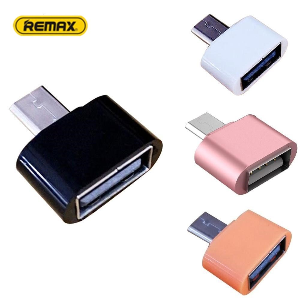 Factory Price New Universal Mini Micro to USB 2.0 OTG Adapter Connector for Android Mobile Phone USB2.0 OTG Cable Adapter