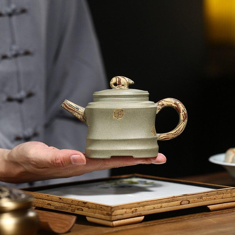 300 مللي شي شي الصيني أطقم شاي الخزف السيراميك ييشينغ غلاية الطين الأرجواني