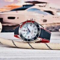 pagani design top brand automatic men wristwatch stainless steel sports mechanical watches nh35 sapphire glass waterproof clock