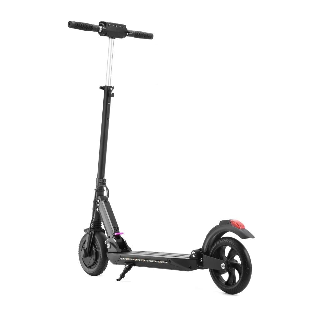Almacén europeo stock 350W 2 ruedas scooter Eléctrico plegable 7.8ah batería envío gratis 8,5 pulgadas servicio puerta a puerta