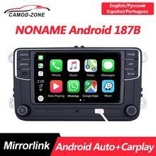 Android Auto RCD330 Plus Carplay   Autoradio, RCD330G, MIB 6RD 035 187B, pour VW Golf 5 6 Jetta MK5 MK6 CC Tiguan Passat Polo