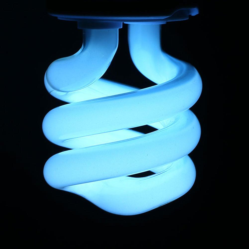 Lampe Reptile E27 220-240V   Accessoires, lampe Reptile à chaleur dextérieur, ampoules légères UV 13W sécurité E27 Reptiles UVB