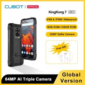 Cubot Max 2 смартфон Восьмиядерный 6,8