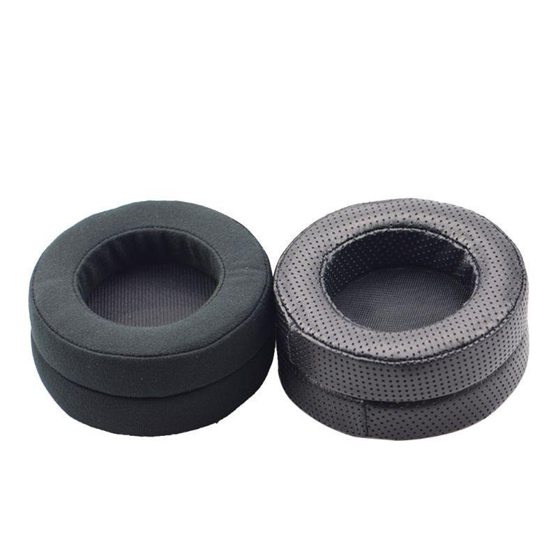 1 paire noir doux oreillettes housse doreille coussin pour AKG K601 K701 K702 Q701 702 K612 K712