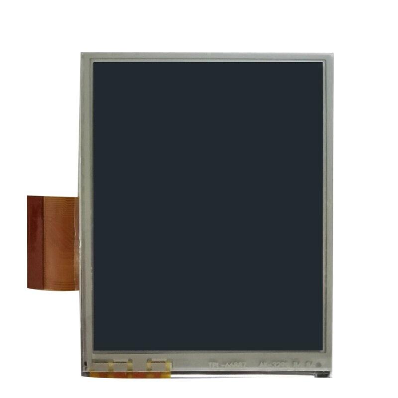 Latumab original para hitachi 3.5 polegada tx09d83vm3cea rev. e display lcd tela do painel 240x320