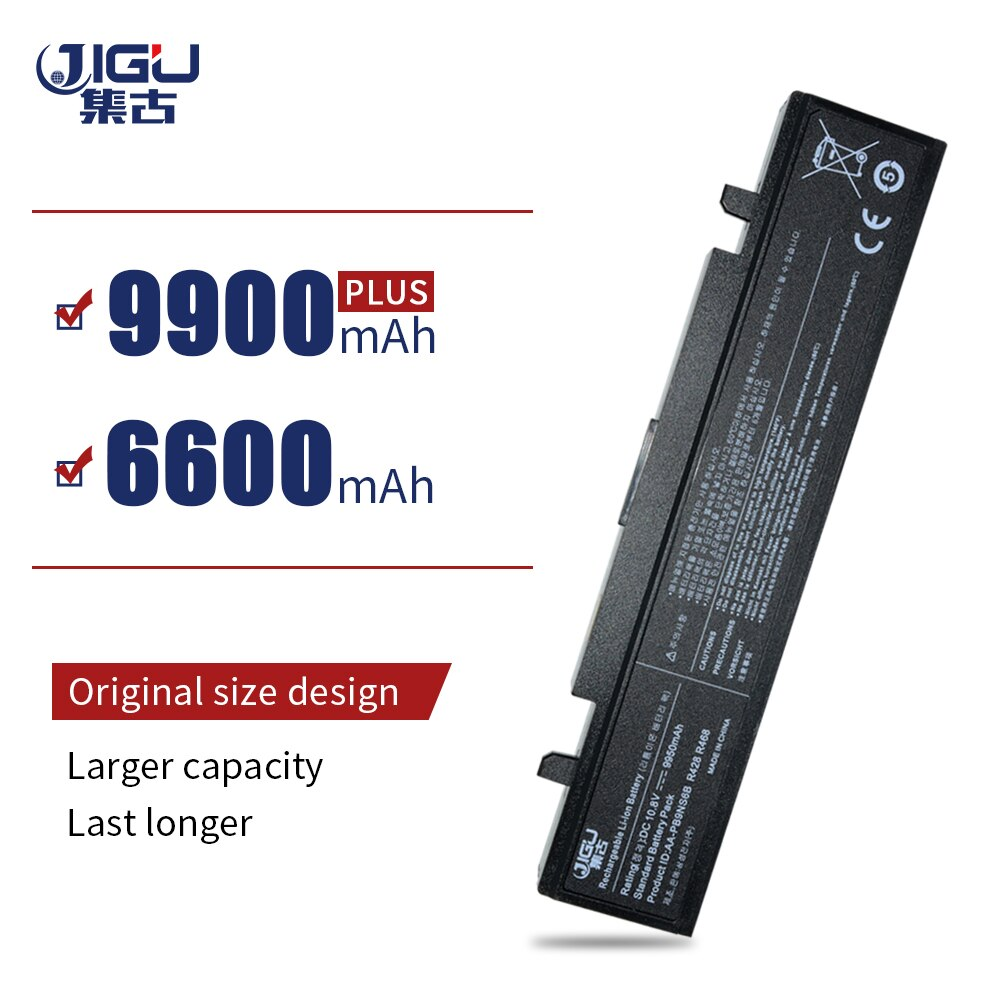 JIGU بطارية كمبيوتر محمول لسامسونج R467 R468 R470 R478 R480 R517 R520 R519 R522 R523 R538 R540 R580 R620
