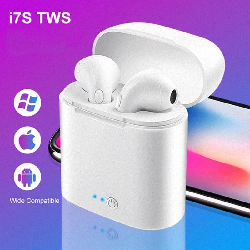 Fancytech TWS i9s auriculares inalámbricos V5.0 deporte auriculares estéreo