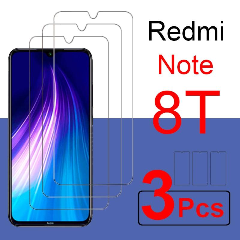Redmi Hinweis 8 t fall auf für xiaomi lesen mi note8t 8 t abdeckung screenprotector rüstung mi nicht t8 schutzhülle temper film coque glas