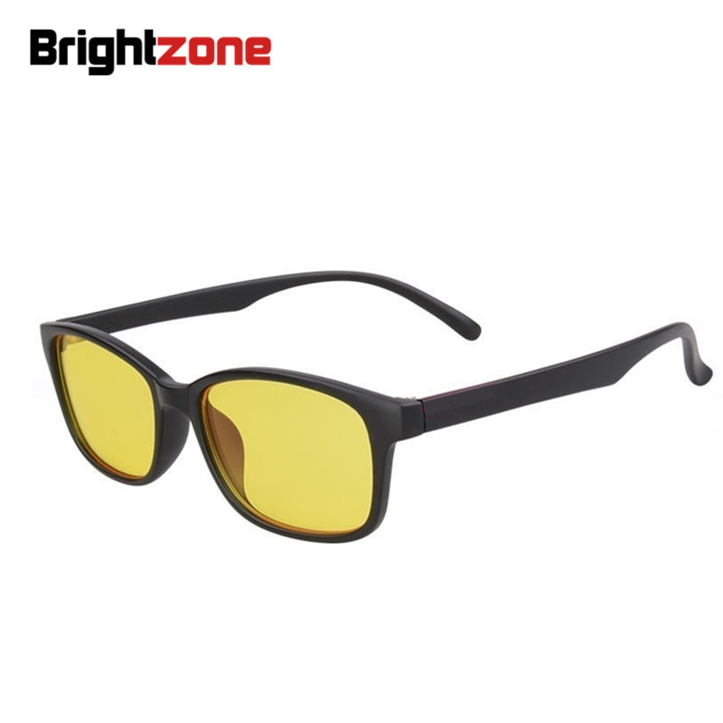 Nova chegada unissex anti-azul raios de luz anti-uv peso leve aro completo jogos óculos de olho computador interior dormir melhor