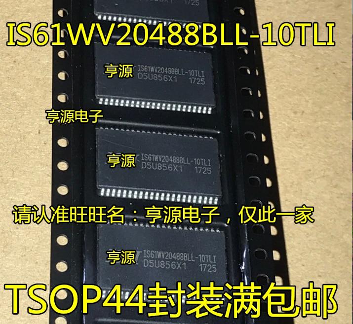 IS61WV20488  IS61WV20488BLL-10TLI  TSOP44