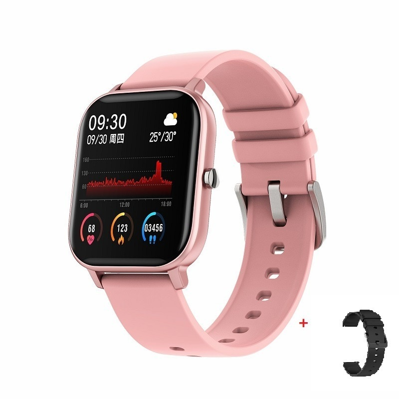 Smart Watch Men Women 1.4inch Full Touch Screen Fitness Tracker Heart Rate Monitor IP67 Waterproof GTS Sports SmartBand enlarge