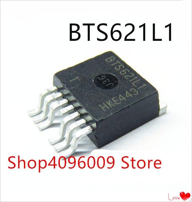 NEW 10PCS/LOT  BTS621L1 BTS621 TO-263