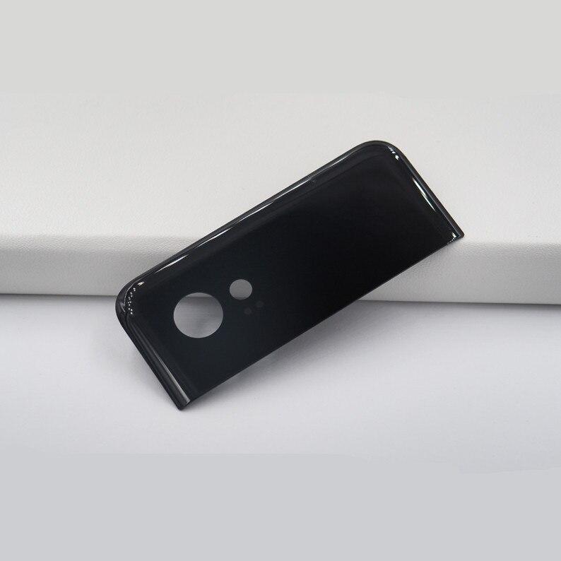 Pixel2 XL cubierta trasera de cristal superior para Google Pixel 2 XL 6 pulgadas carcasa Original reparación de la puerta trasera caja de piezas de repuesto