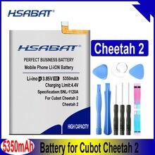 Batterie HSABAT Cheetah2 5350mAh pour Cubot guépard 2 Batteries