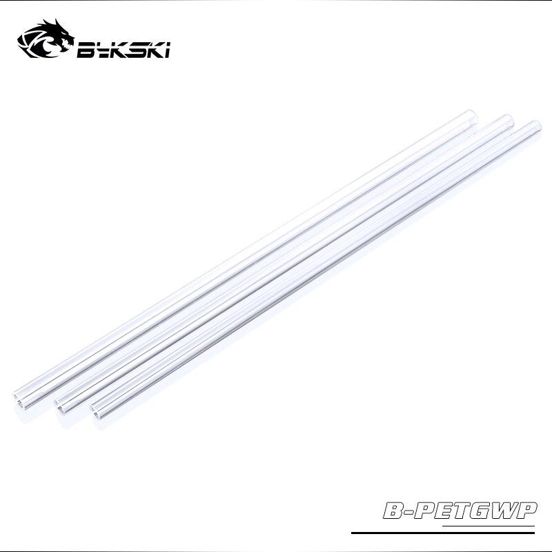 Bykski B-PETGWP, 500 мм PETG жесткие трубки, высокое качество PETG светильник передачи, 12x 8/14x1 0/12x16 мм, 2 трубки/лот