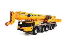 2019 nouveau modèle 150 modèle de Construction moulé sous pression modèle XCMG XCA220 camion grue modèle réplique Collection