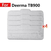 replacement household accessories for xiaomi mijia deerma tb900 cleaning sweeping vacuum cleane mop rag home spare replaceable