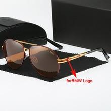 Men New Car Polarized Sunglasses UV400 Men's Driving Shades Male Sun Glasses for BMW All Models Fash