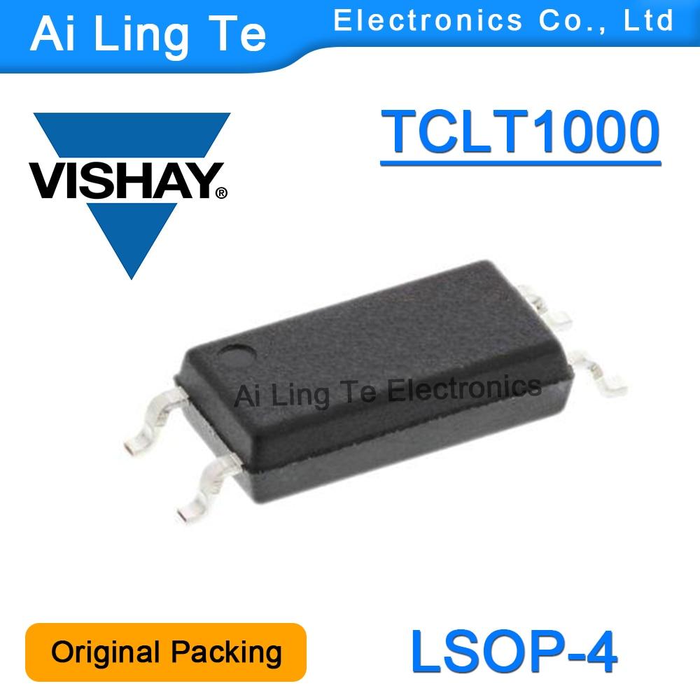 TCLT1000 TCLT1001 TCLT1002 TCLT1003 TCLT1004 TCLT1005 Optoacoplador Embalagem Original