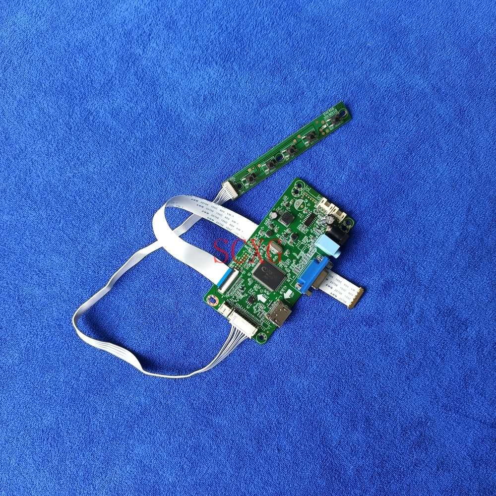 صالح LP125WF1-SPA1 LP125WF2-SPB2 LP125WF4-SPB1 1920*1080 eDP 30Pin LED PC كيت DIY LCD HDMI-متوافق + VGA جهاز تحكم بالشاشة مجلس