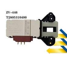 1pcs Washing Machine Large-diameter Electronic Door Locks Micro-delay Door Hook Switch ZV-446 Washing Machine Parts