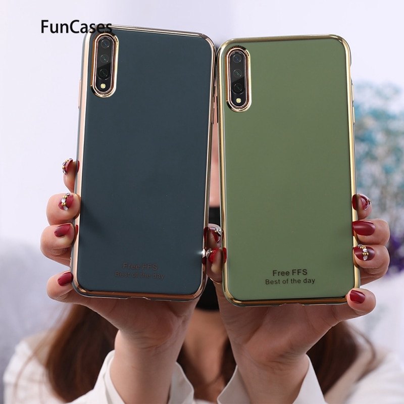 Cubiertas de teléfonos inteligentes para teléfono Xiaomi CC9 caliente Protector Soft TPU...