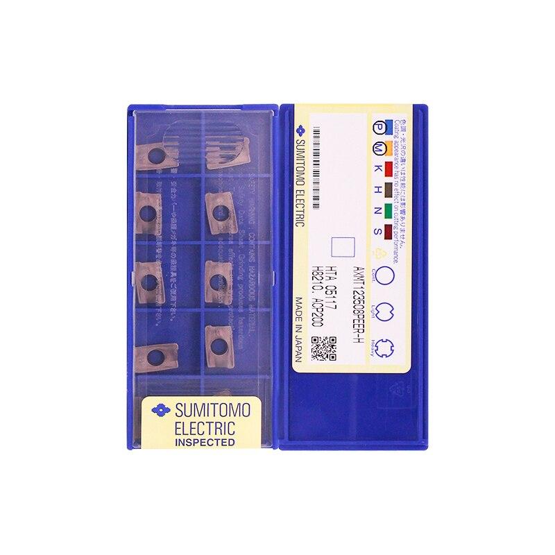 AXMT123508PEER-H ACK300/ACP200 100% Original marca SUMITOMO con la mejor calidad 10 unids/lote envío gratis