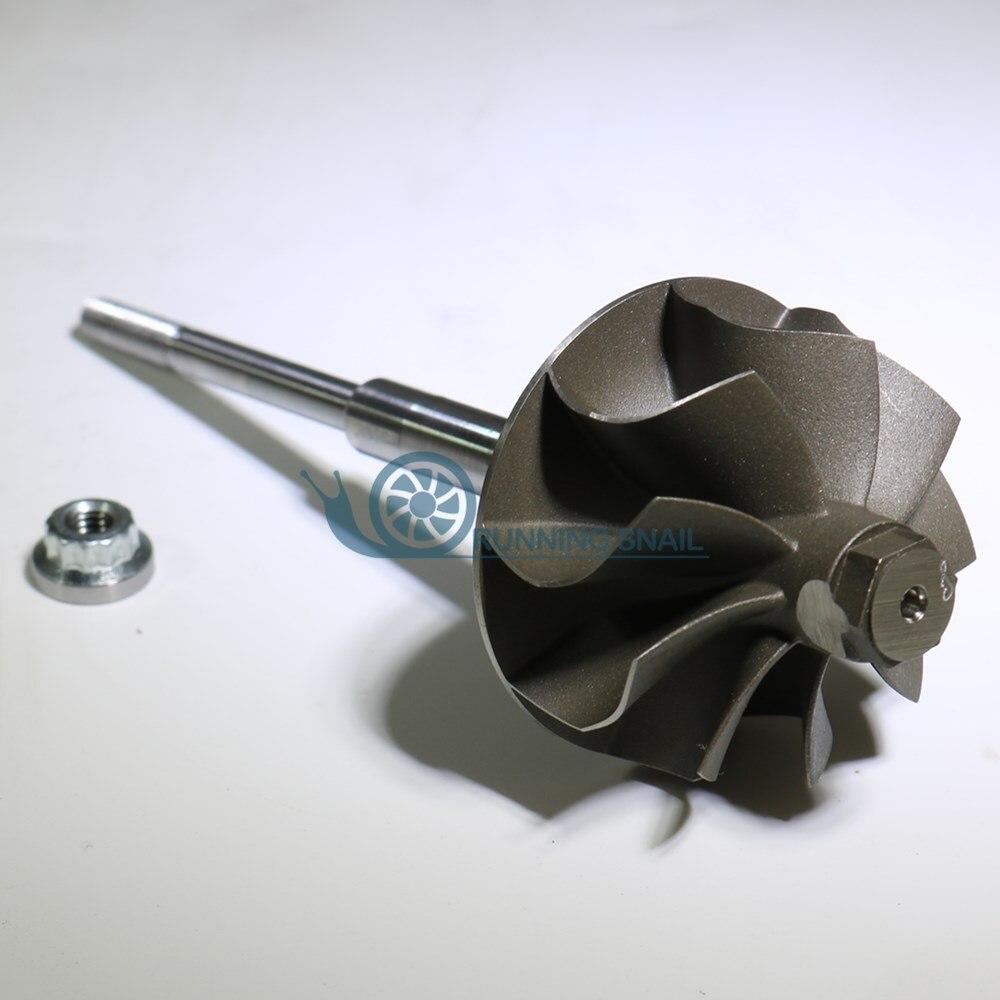 Turbocompresor rueda de turbina TF035 14411-1KC0E 14411-1KC1A 49335-00883 para Nissan Duque MR16DDT 1.6L 49335-00870, 49335-00850