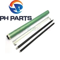 1  100K Pages DR-313 OPC Drum Drum Cleaning Blade PCR Cleaning Charge Roller For Konica Minolta Drum Bizhub C258 C308 C368