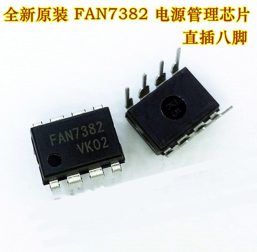 5 unids/lote FAN7382 FAN 7382 SOP-8