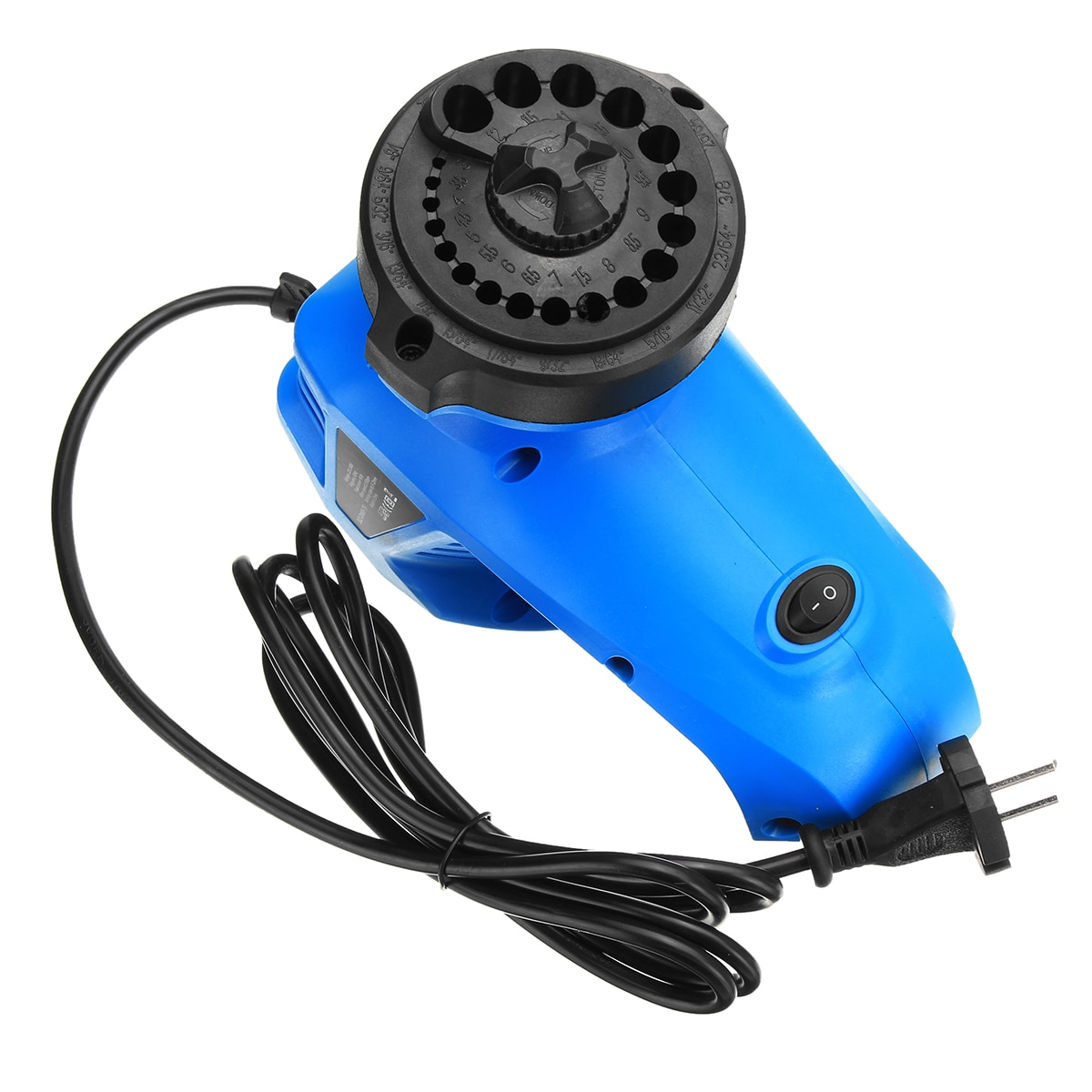Electric Drill Bit Sharpener Twist Drill Grinding Machine Drill Grinder Drill Milling Machine 3-12mm 220V Sharpening Power Tools