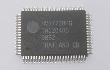 Gratis verzending 3 pcs HV57708PG HV57708 QFP80