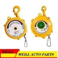 40 50kgmechanical load bearing spring weight balancerspring load balancer for industrial use spring hanging tools balancer