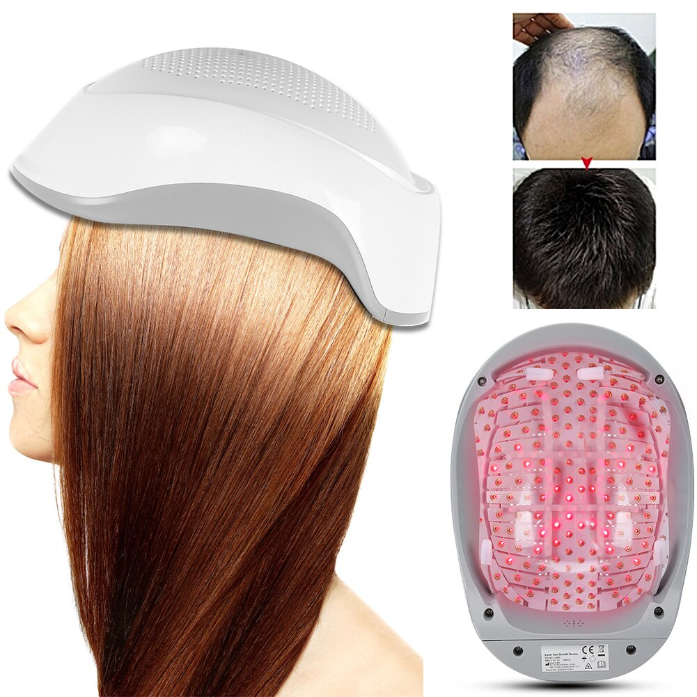 Hair Growth Devices 180pcs Light Chips Laser Hair Regrowth Equipment Gray