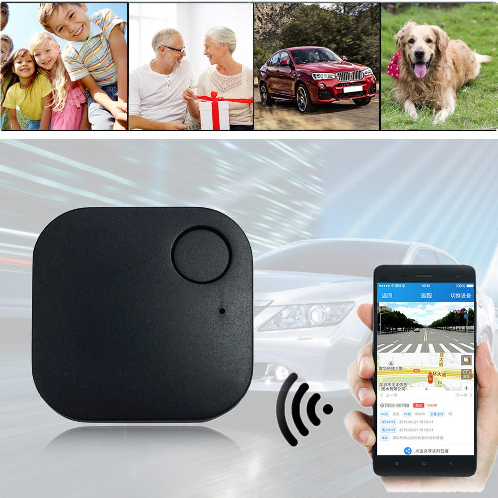 Mini Car GPS Tracker For Car Kids Real Time Tracking Device Vehicle Truck GPS Locator Smart Anti-Lost Recording Voice Control