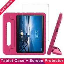 Étui de protection pour enfants pour Lenovo Tab M10 Tab P10 10.1 pouces X605 2019 étui pour tablette EVA antichoc 360 housse de protection complète