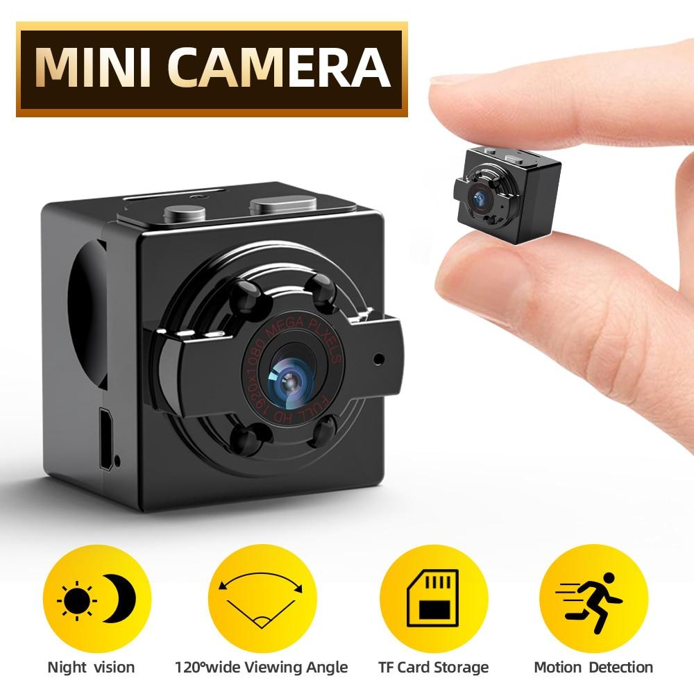 Mini cámara HD 1080P/720P, videocámaras de Vigilancia, Wifi, deporte, DV, Sensor de...