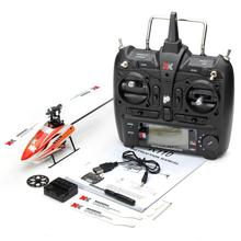 Original WLtoys XK K110 RC Mini Drone 2.4G 6CH 3D 6G System Brushless RC Quadcopter RTF / BNF Remote