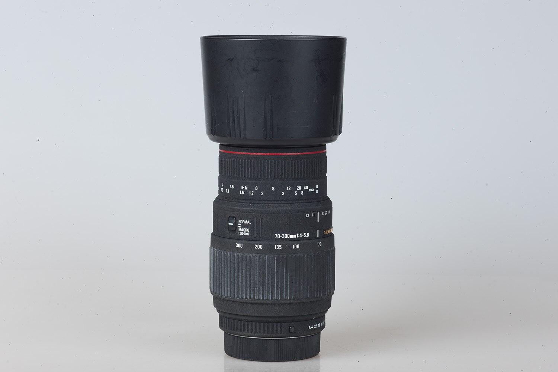 تستخدم ، سيغما 70-300 عدسات لكاميرات كانون 70-300 مللي متر f/4-5.6 DG ماكرو العدسات ل 1300D 700D 750D 760D 800D 60D 70D 80D T3 T3i T5i T6