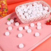 22mm 50Pcs Rattle Box Balls Baby Toy Accessories Plastic Ring Box Repair Fix Toy Noise Maker Insert