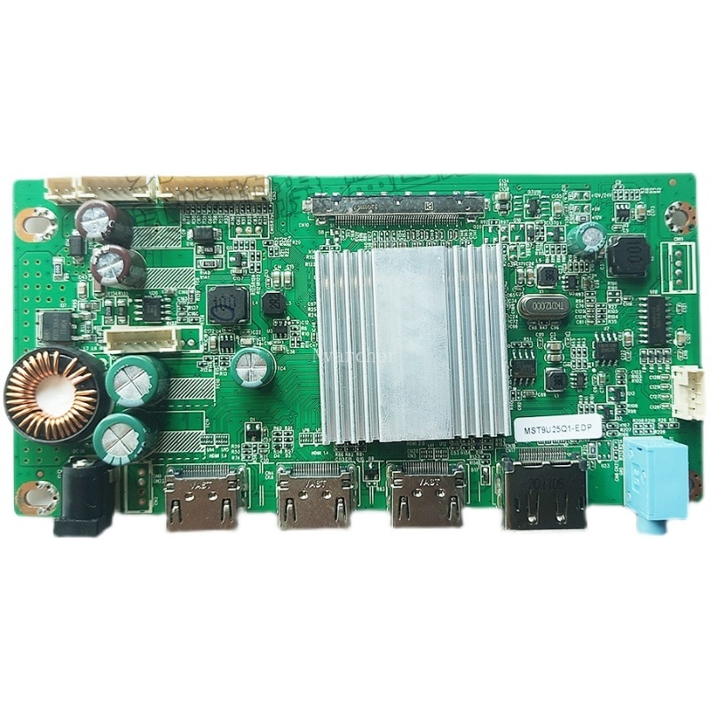 Nvarcher 4K 2K144HZ LCD Screen EDP Driver Board For 23.8 27 32 inch DIY e-sports DP computer monitor HDR