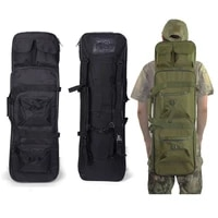 nylon rifle bag holster 85cm 95cm 120cm airsoft gun bag sniper backpack military outdoor hunting accessories gun protect case