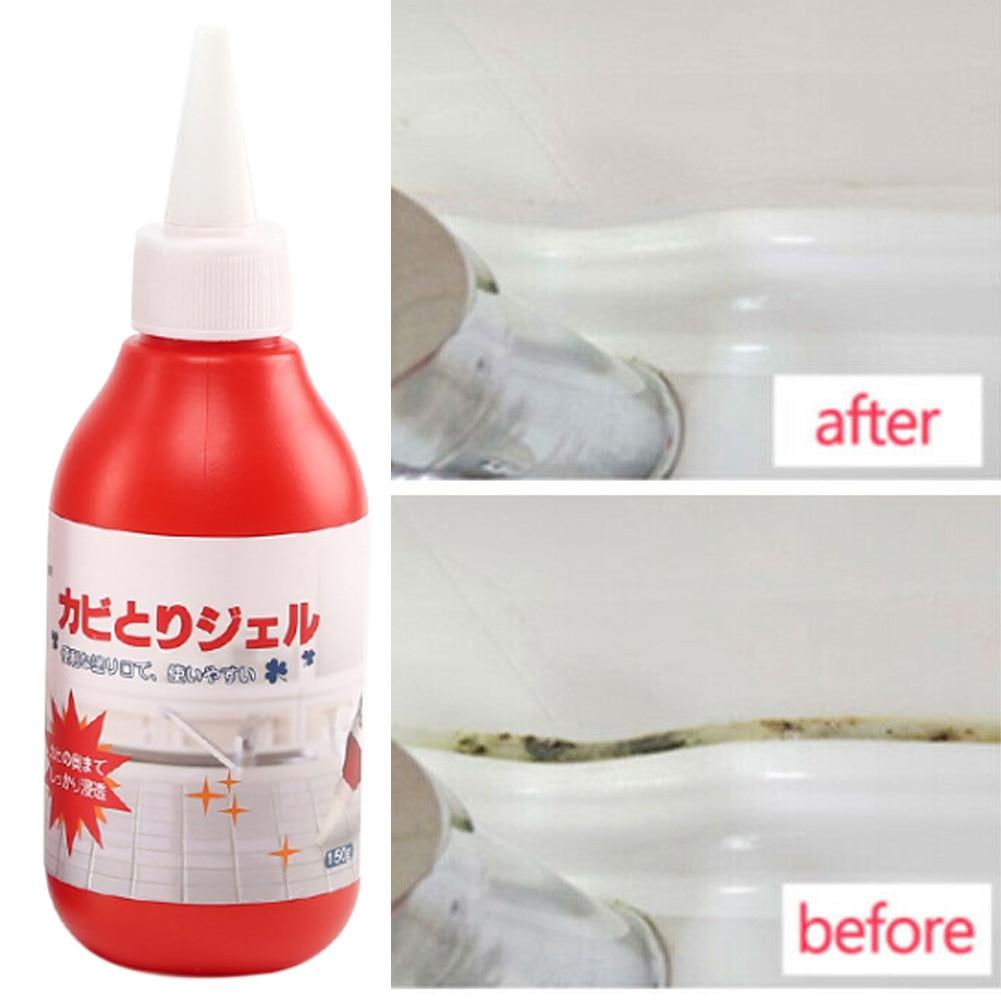 Removedor de moho Gel removedor de molde de pared limpiador de azulejo baño porcelana suelo calafateo Gel 150g SNO88