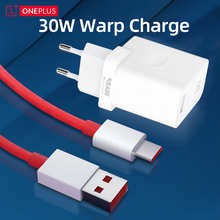 Зарядное устройство Oneplus Warp Charge 65 30 для One Plus 9 Pro 9R 8T 8 Nord N100 N10 5G 7T 7 6T 6 Dash Быстрая зарядка EU UK 65W 30W