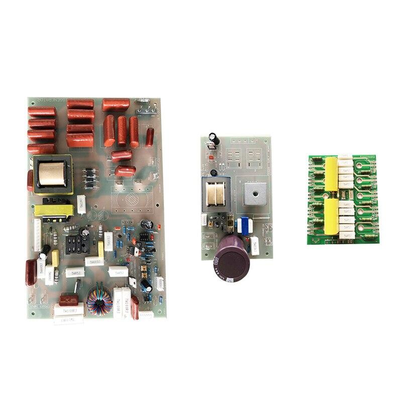 Set de 3 uds de placa base ultrasónica para máquina de soldadura por puntos de máscara 20K 2000W
