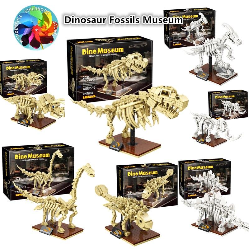 Музей ископаемых динозавров, игрушки, археологические игрушки, Сборная модель «сделай сам», игрушки для детей, подарки для детей