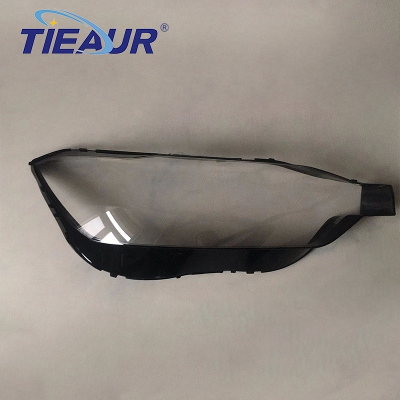 TIEAUR Auto Headlight Parts Car Headlight Glass Lens Cover for XC60 year 17-20 enlarge