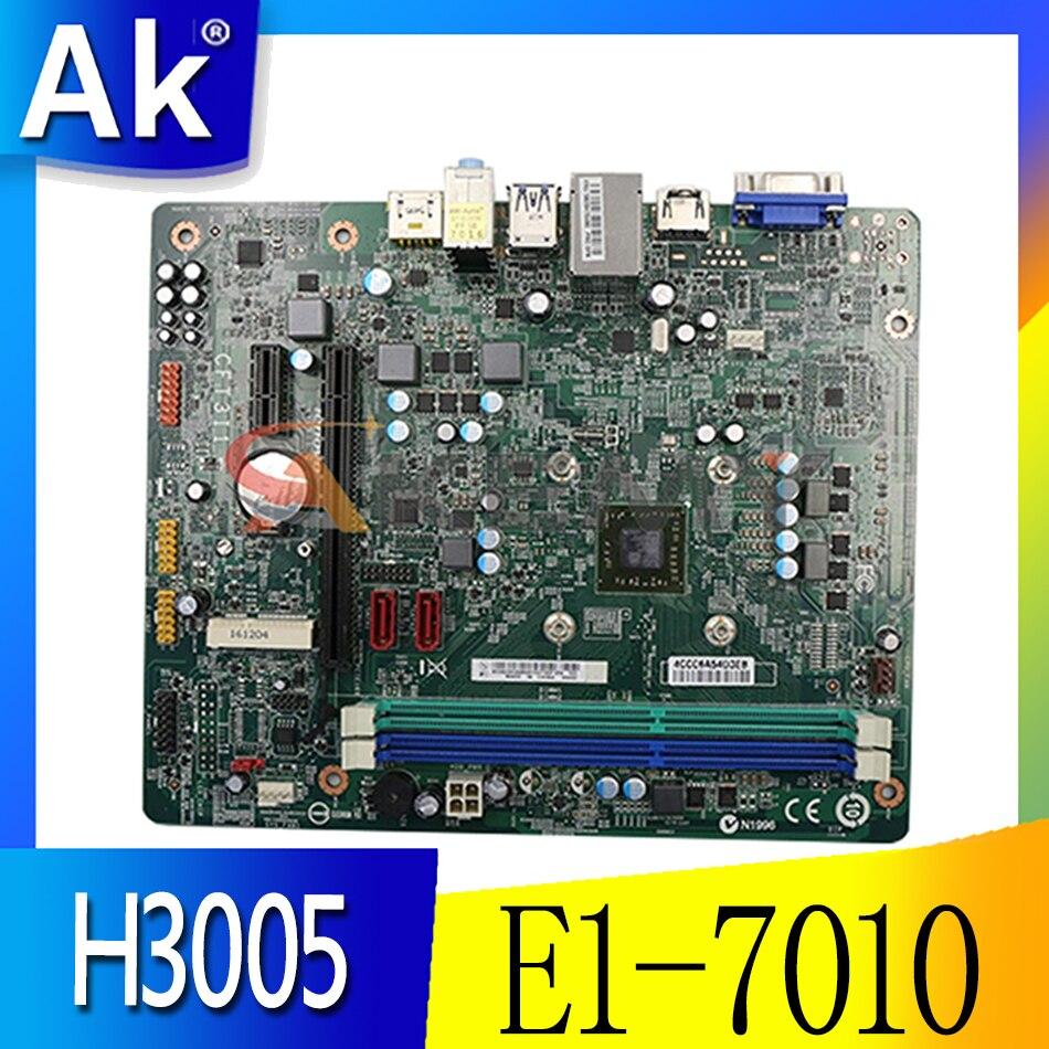 لينوفو H3005 H5005 G5005 سطح المكتب اللوحة رقم CFT3I1 E1-7010 وحدة المعالجة المركزية اللوحة جميع الوظائف اختبارها بالكامل