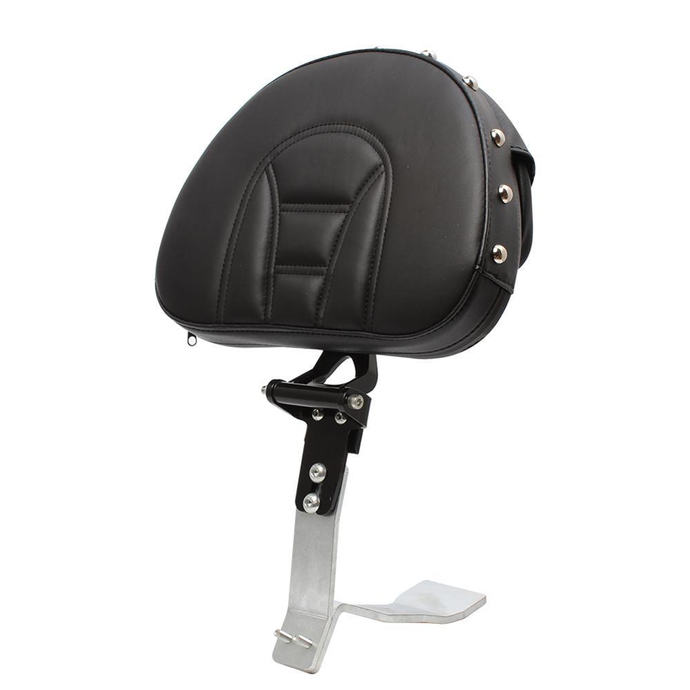 Motorcycle Driver Backrest Smart Mount Backrest For Can Am Spyder RT SE6 SM5 2008-2017 16 15 14 13 12 11 10 09